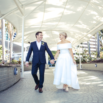 Kylie & David > Brisbane (QLD)