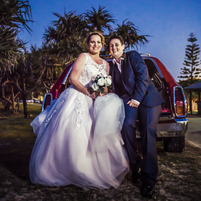 Shannon & Lisa > Tugun Beach (QLD)